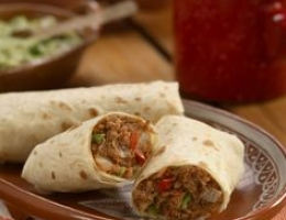 Productos meza Burritos de chilorio